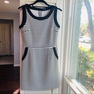 C LUCE | HOT 🔥 Mini Striped Dress w/ Detailing